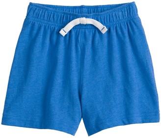 Baby Boy Jumping Beans Knit Shorts