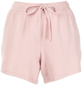 GOODIOUS Hightwist jersey track shorts