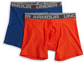 Under Armour UA Original Series 6 inch Boxerjock 2-Pack
