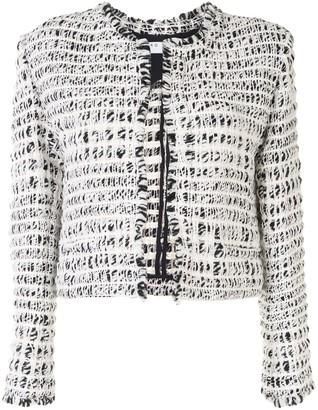 IRO Tweed Cropped Jacket