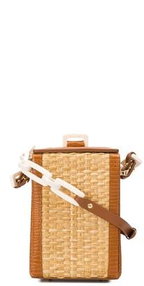 Nico Giani Cerea geometric shoulder bag