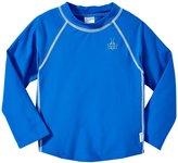 I Play Rashguard Shirt (Baby) - Royal - 9-12 Months