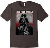 Star Wars Stern Vader I am Your Father Finger Point T-Shirt