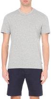 James Perse Crew-neck Cotton T-shirt