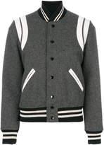 Saint Laurent classic Teddy jacket