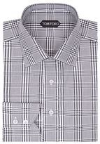 Tom Ford Large Houndstooth Shirt