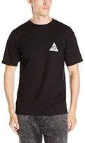 HUF Men's Concrete Triple Triangle T-Shirt