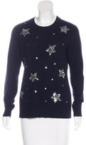 Kate Spade Embellished Knit Sweater