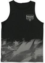 Metal Mulisha Men's Graphic-Print Cotton Tank Top