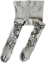 Little Marc Jacobs Knit Tights (Baby) - Gris Chine - 21