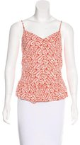 Marc by Marc Jacobs Printed Sleeveless Top