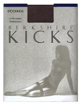 Berkshire Women's Kicks Ultra Sheer Thigh High Pantyhose 1579