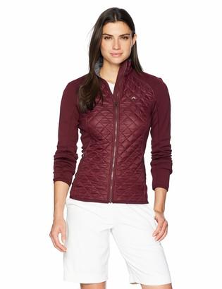 J. Lindeberg Women's Insulated Hybrid Jacket