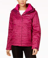 Columbia Outer West Interchange Insulated Puffer Coat
