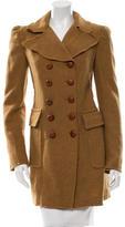 Dolce & Gabbana Short Wool Coat