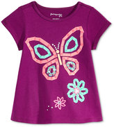 First Impressions Baby Girls' Graphic-Print T-Shirt, Only at Macy's