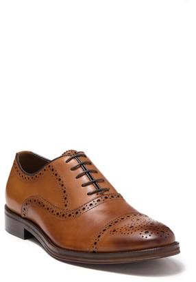 Gordon Rush Gabriel Cap Toe Leather Oxford