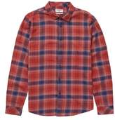 Billabong Freemont Plaid Flannel Shirt