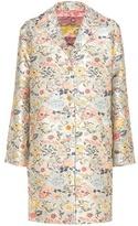 Etro Floral Brocade Coat