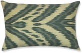 Williams-Sonoma Raw Silk Printed Ikat Pillow Cover