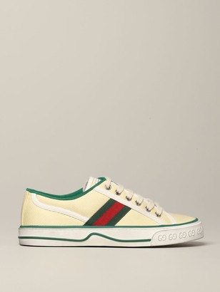 Gucci Tennis 1977 Capsule Collection Canvas Sneakers