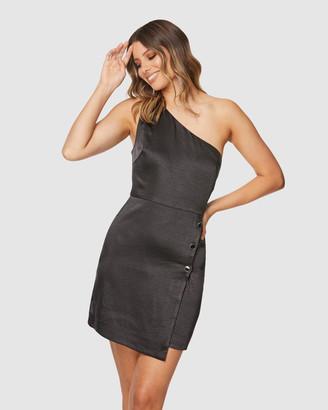 Pilgrim Women's Black Mini Dresses - Andie Mini Dress - Size One Size, 6 at The Iconic