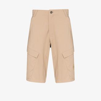 Mammut Neutral Zinal side pocket cargo shorts