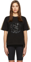 Fendi Black Forever Roma T-Shirt