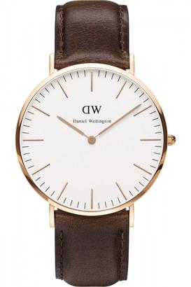 Daniel Wellington Mens Bristol 40mm Watch DW00100009