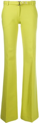Versace Pre-Owned 2000s Pre-Owned Flared Trousers