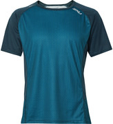 2xu - Ice-x Panelled Printed Jersey T-shirt
