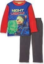 Nickelodeon Boy's Paw Patrol Night Vision Pyjama Sets