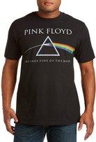 True Nation Pink Floyd Big & Tall Short Sleeve Graphic T-Shirt (2XL, )