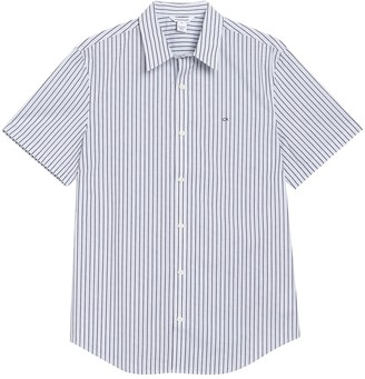 Calvin Klein Stripe Regular Fit Shirt