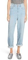 Etoile Isabel Marant Women's Cory Cuffed Jeans