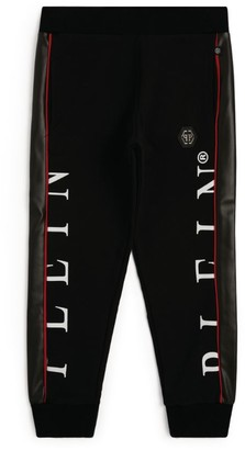 Philipp Plein Junior Side Detail Sweatpants