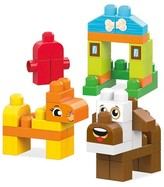 Mega Bloks Let's Build Pets Building Set