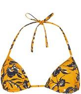 Etoile Isabel Marant Shayla Printed Bikini Top
