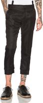 Haider Ackermann Cropped Trousers