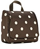 Reisenthel Travelling Toiletry Bag Chocolate Dots by