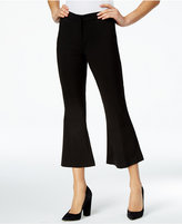 XOXO Juniors' Cropped Flare Pants