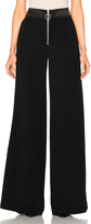 Off-White Side Band Trousers