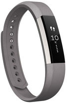 Fitbit Alta Activity Tracker Leather Wristband