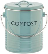 Typhoon Summer House Compost Caddy in Blue