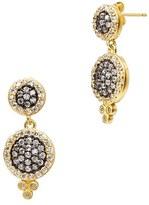 Freida Rothman Women's 'Metropolitan' Drop Earrings
