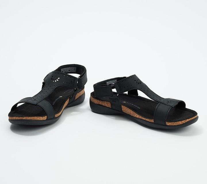 Sandals T Kaci Leather Ana Strap PkiwTOuZX