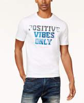 Sean John Men's Positive Vibes Graphic-Print T-Shirt