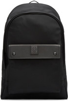 Belstaff Black Roadmaster Backpack