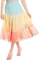 Rococo Sand Ciel Midi Skirt