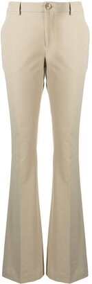 Pt01 Flared-Leg Trousers